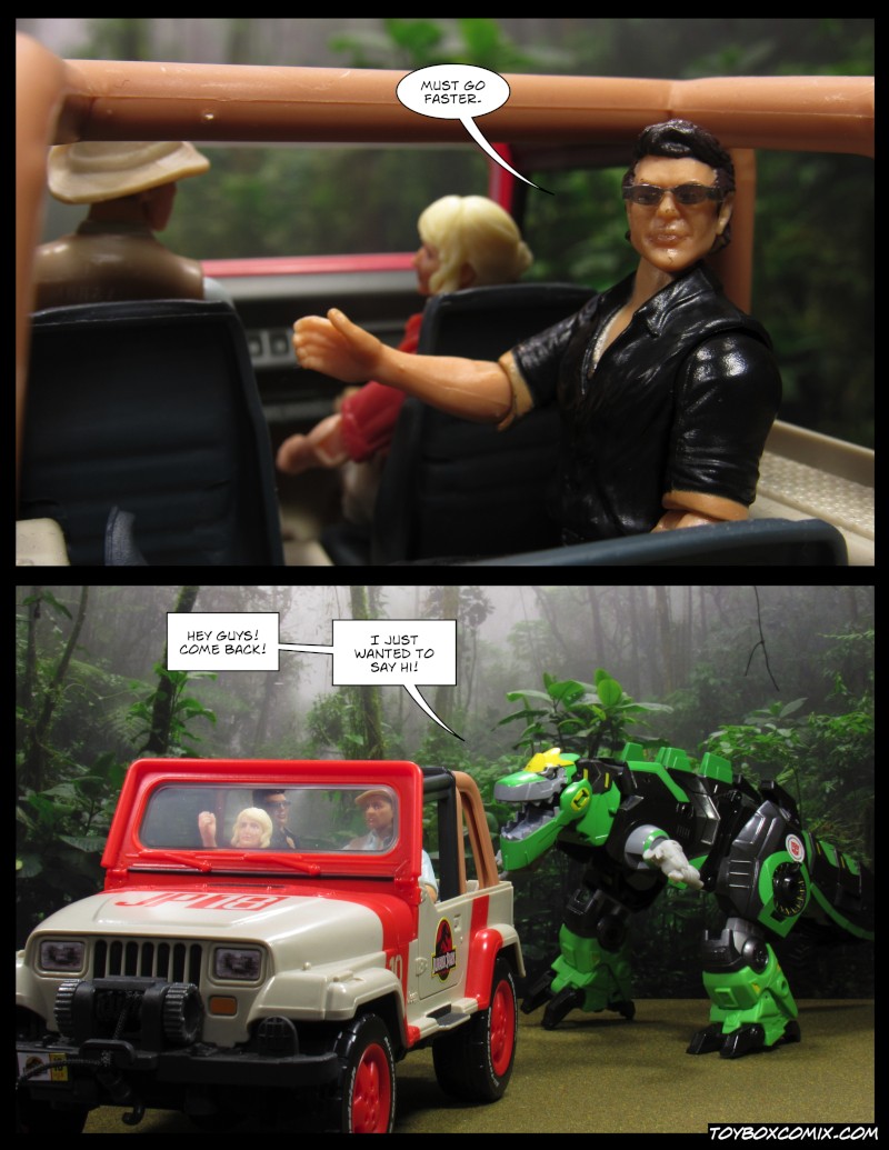 Jungle Chase II
