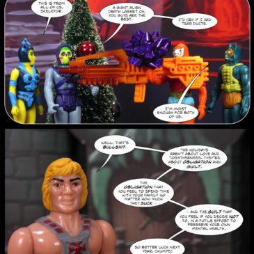 Requisite Christmas Comic