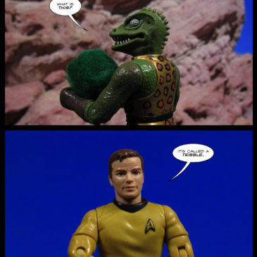 The Trouble With Gorn